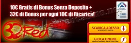 32red casinò online aams