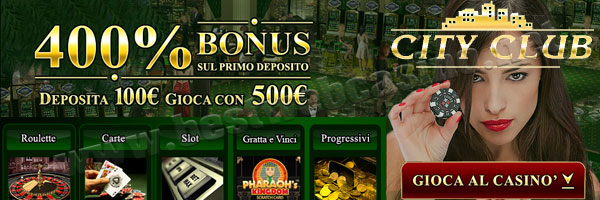 city club casino gratis
