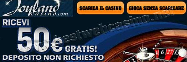 Slot online con deposito 5 euro