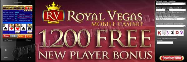 casino per cellulari Royal Vegas Mobile Casino
