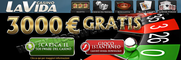 la vida casino
