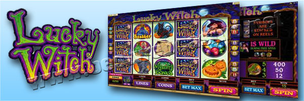 slot machine online lucky witch