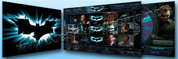 the dark knight slot machine online