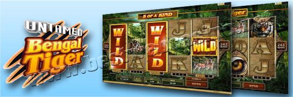 slot machine online untamed bengal tiger