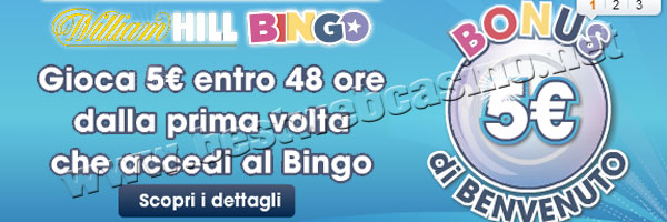 william hill bingo aams