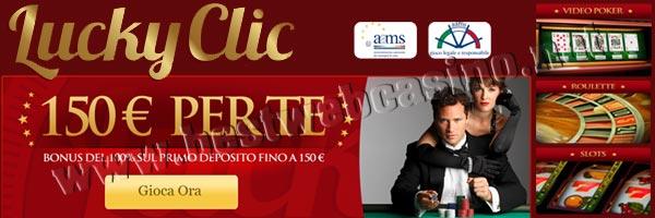 lucky clic casino