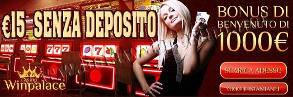 winpalace casino recensione