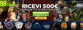 casinò online aams 888.it