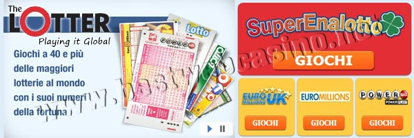 lotto online the lotter