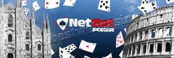 NetBet Poker online in italia