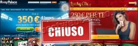 lucky clic casino chiude